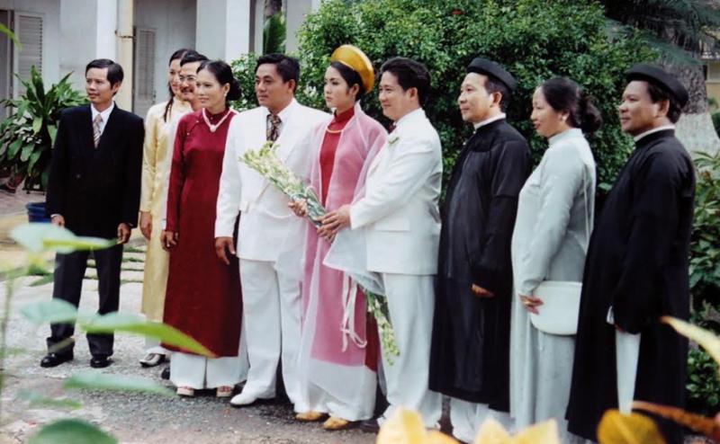 Chuyện lạ trong đám cưới Quyền Linh, Tăng Thanh Hà - Ảnh 4