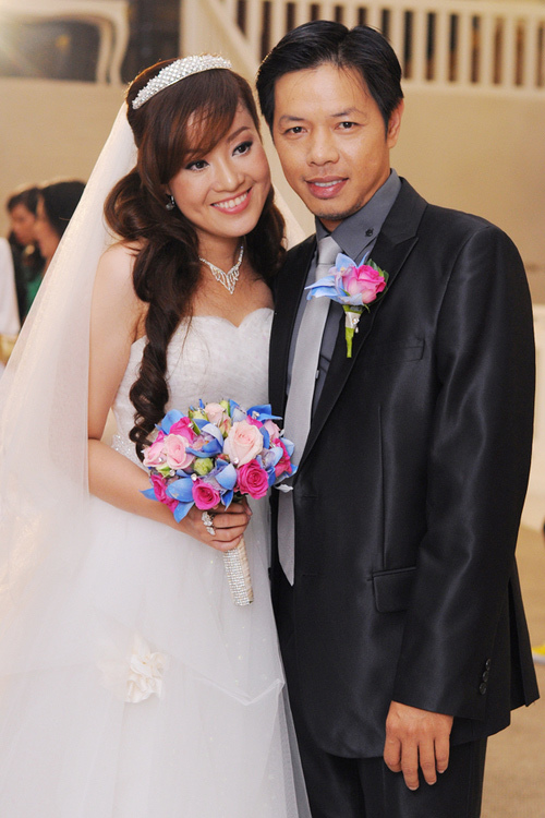 Chuyện lạ trong đám cưới Quyền Linh, Tăng Thanh Hà - Ảnh 8