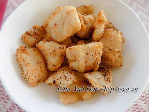 Ăn cơm thỏa thích với cá chiên mặn ngọt lạ miệng mà ngon - Ảnh 2
