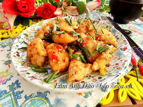 Ăn cơm thỏa thích với cá chiên mặn ngọt lạ miệng mà ngon - Ảnh 3