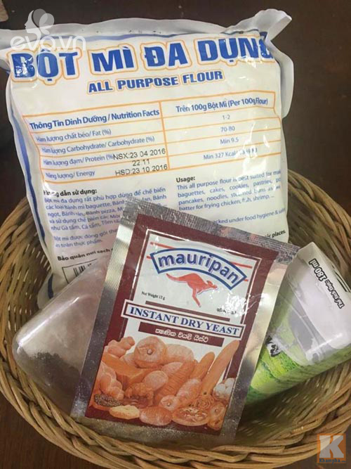 Bánh bao nhân đậu xanh nóng hổi cho bữa sáng - Ảnh 1