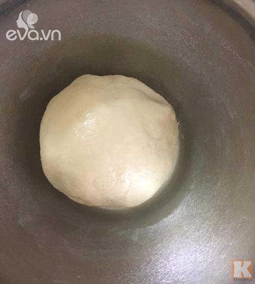 Bánh bao nhân đậu xanh nóng hổi cho bữa sáng - Ảnh 2