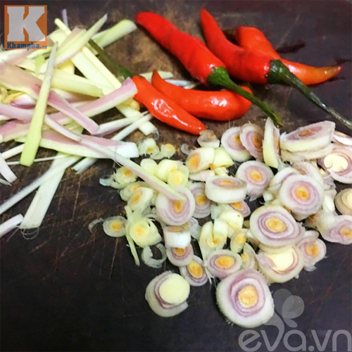 Ngon cơm với tôm khô rim chua cay mặn ngọt - Ảnh 2