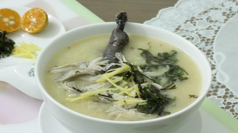 Món cháo dinh dưỡng thích hợp cho người ốm tẩm bổ