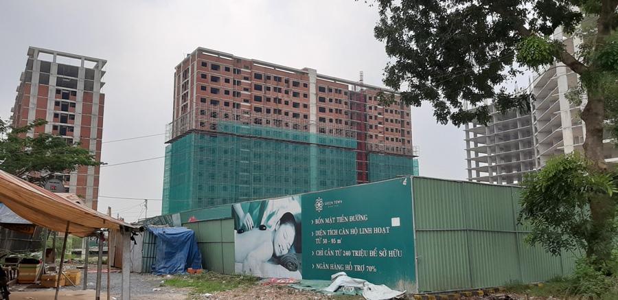 Dự án Green Town Bình Tân Công ty TNHH IDE Việt Nam làm chủ đầu tư