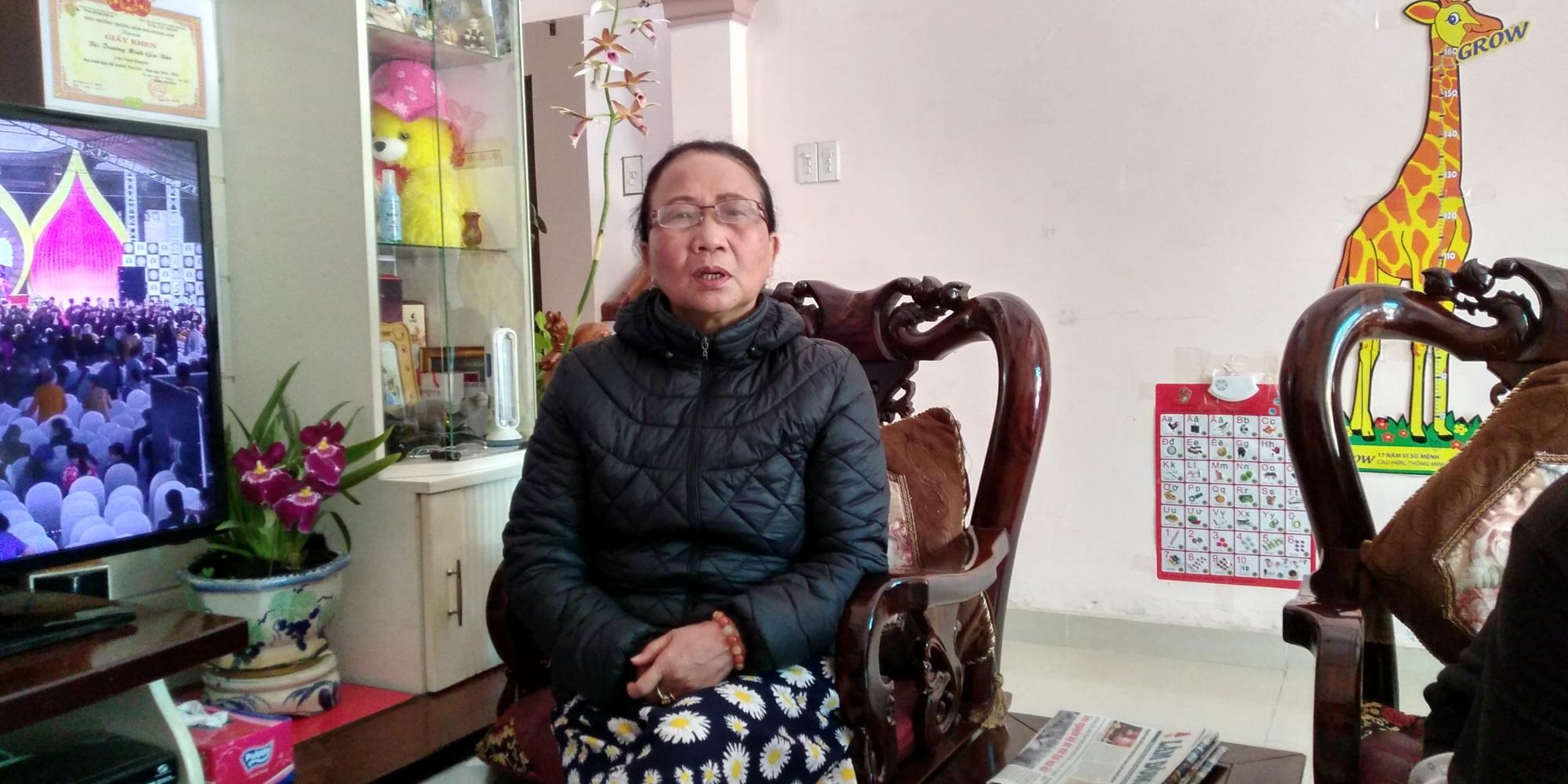 Người phụ nữ 'hồi sinh' sau 3 lần phẫu thuật ung thư vú, ung thư cổ tử cung - Ảnh 1