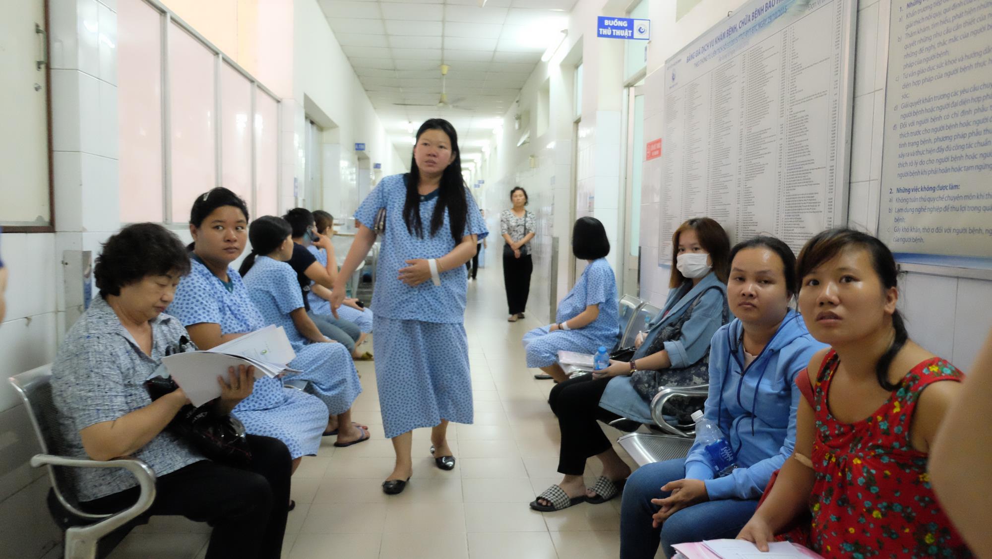 Tiền sản giật, thai phụ vỡ gan khi đang chờ sinh tại Bệnh viện Từ Dũ - Ảnh 1