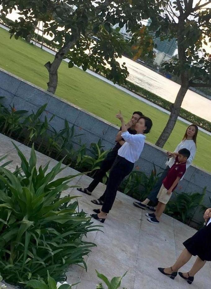 Cường Đô La và Đàm Thu Trang bị bắt gặp đi xem nhà giữa thời điểm tin đồn sắp kết hôn. Ảnh minh họa: Internet