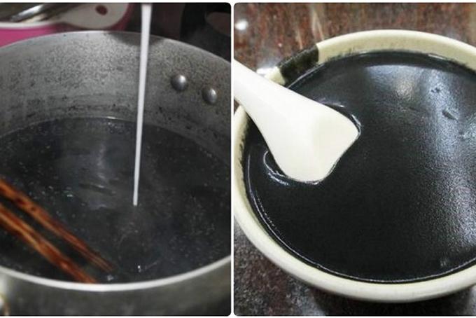 Cách nấu chè mè đen đơn giản tại nhà