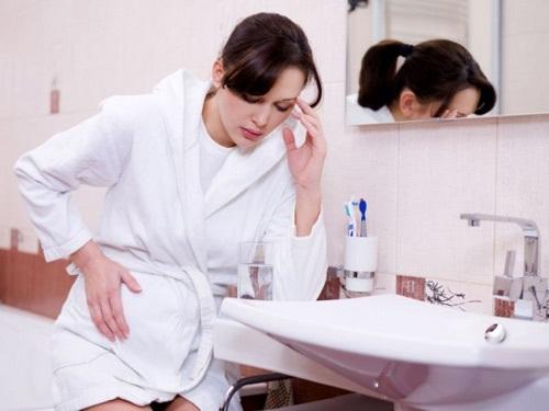 Dấu hiệu đau bụng dưới khi mang thai cảnh báo nguy hiểm mà mẹ bầu chớ bỏ qua - Ảnh 3