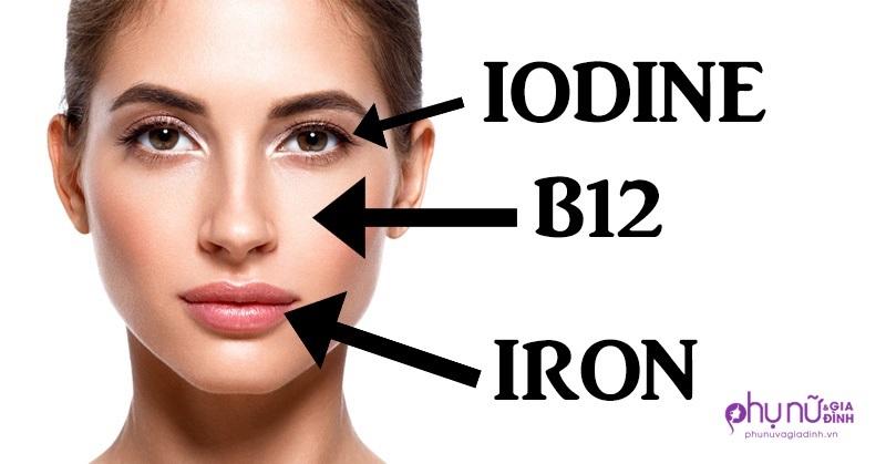 Thấy dấu hiệu này trên mặt, cơ thể bạn đang thiếu vitamin trầm trọng - Ảnh 1