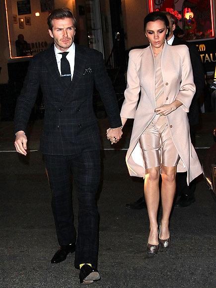Bất ngờ với cách thể hiện tình yêu dành cho vợ của David Beckham - Ảnh 12