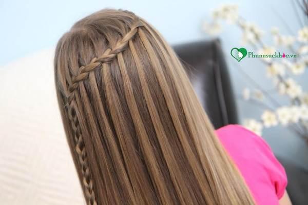 Dạy làm tóc đẹp đơn giản cho bạn gái đi chơi ngày Noel - Ảnh 3