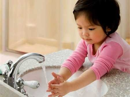 Cách dạy trẻ tự làm vệ sinh cá nhân - Ảnh 1
