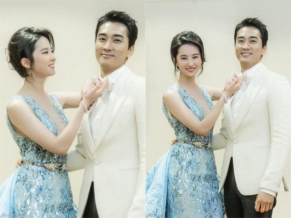 3 năm hò hẹn, chuyện tình Song Seung Hun - Lưu Diệc Phi kết thúc buồn như phim 'Third Love' - Ảnh 5