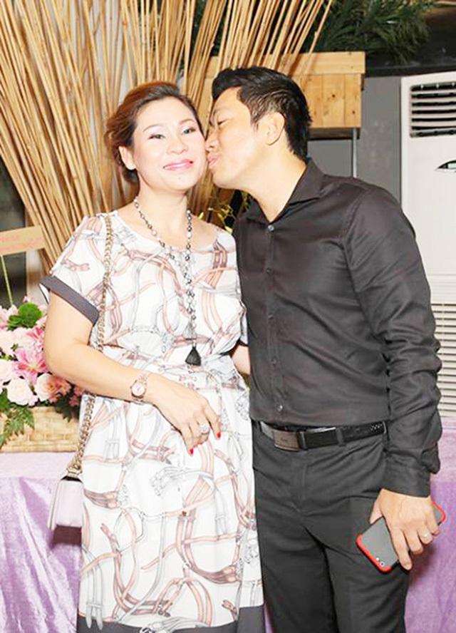"""Diễn viên Kinh Quốc: """"Tôi cưới vợ chứ không cưới đại gia"""" - Ảnh 2"""