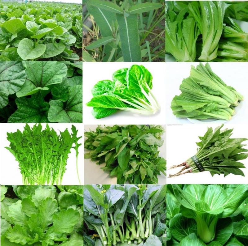 Những loại rau tốt cho bà bầu và cách thêm rau vào chế độ ăn - Ảnh 8