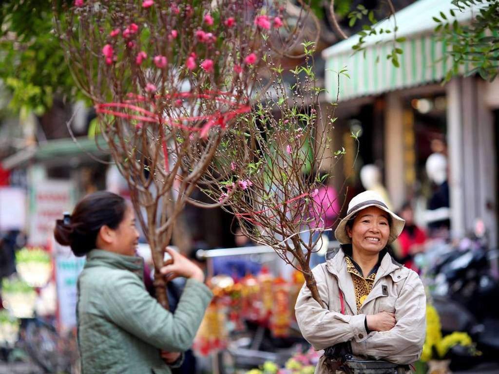 Thời tiết TếtKỷ Hợi: Miền Bắc có mưa xuân ngày đầu năm mới, miền Nam nắng nóng - Ảnh 1