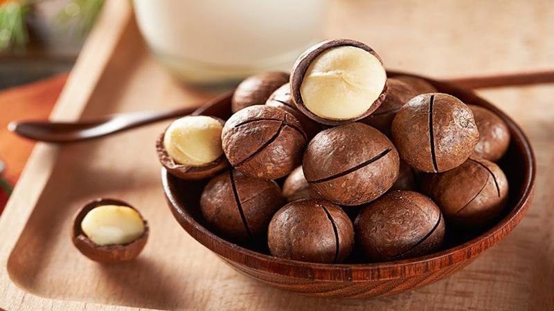 Các loại hạt có quả cứng có tác dụng ngăn ngừa bệnh tim mạch và cải thiện chứng suy giảm trí nhớ
