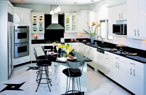 5 điều kiêng kỵ bố trí nhà bếp theo phong thủy
