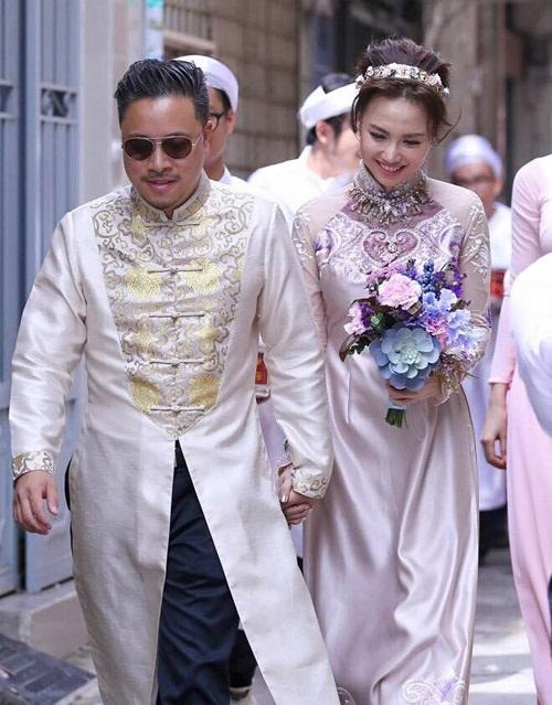 Một năm hỷ sự, sao Việt nào mặc đồ truyền thống đẹp nhất - Ảnh 10