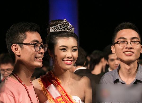 Không cần bàn cãi, Đại học Ngoại thương là nơi sinh ra hoa hậu, người đẹp nhiều nhất Việt Nam - Ảnh 18