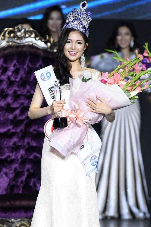 Đây là những nhan sắc châu Á cạnh tranh với hoa hậu Mỹ Linh tại đấu trường Miss World 2017 - Ảnh 2