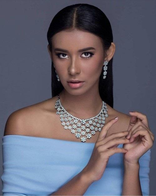 Đây là những nhan sắc châu Á cạnh tranh với hoa hậu Mỹ Linh tại đấu trường Miss World 2017 - Ảnh 4
