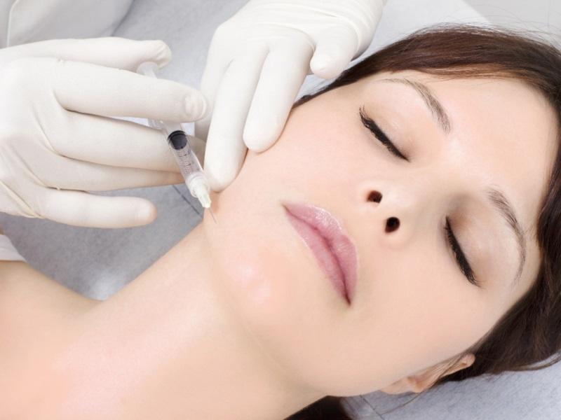 40 là độ tuổi lý tưởng để tiêm botox giúp ngăn ngừa lão hóa cho da - Ảnh: Internet
