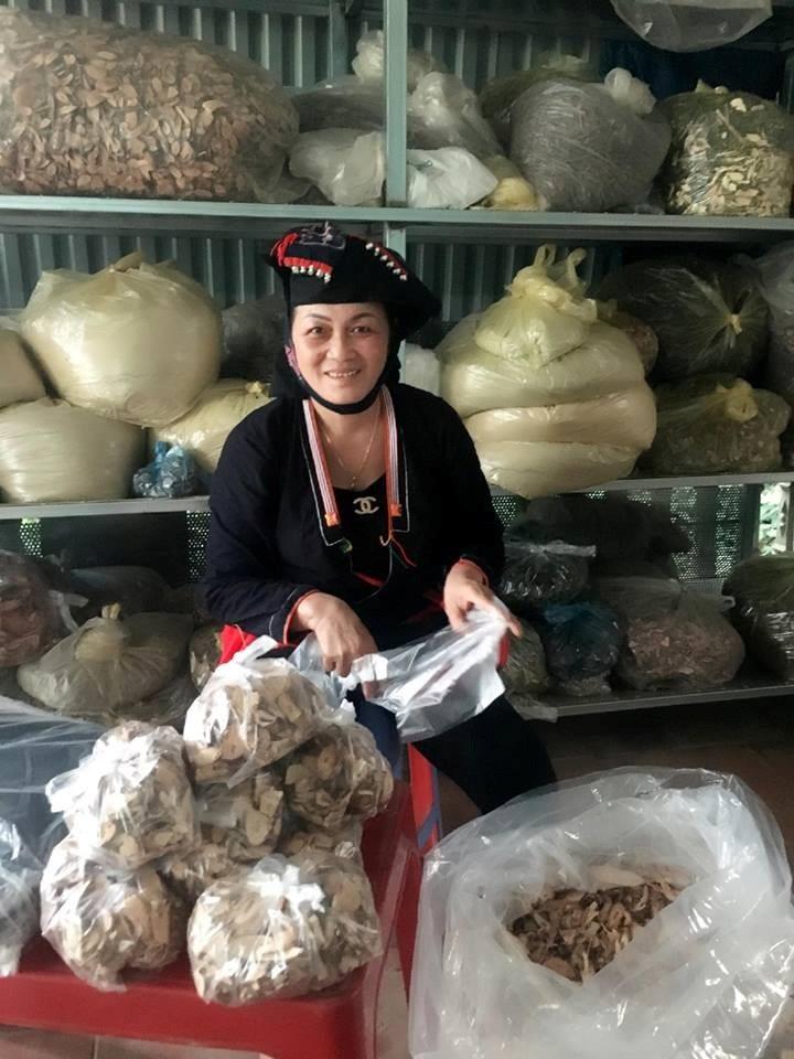 Lương y trị  Dương Thị Thanh và khát vọng phát huy bài thuốc quý