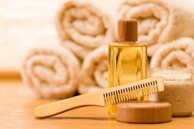 Tự làm 5 loại serum dưỡng tóc dài suôn mượt, óng ả vào mùa đông - Ảnh 2