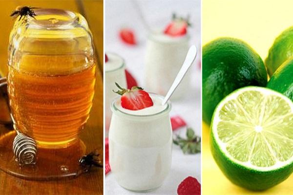 Dưỡng trắng da tại nhà cấp tốc với công thức mật ong, sữa, chanh quen thuộc