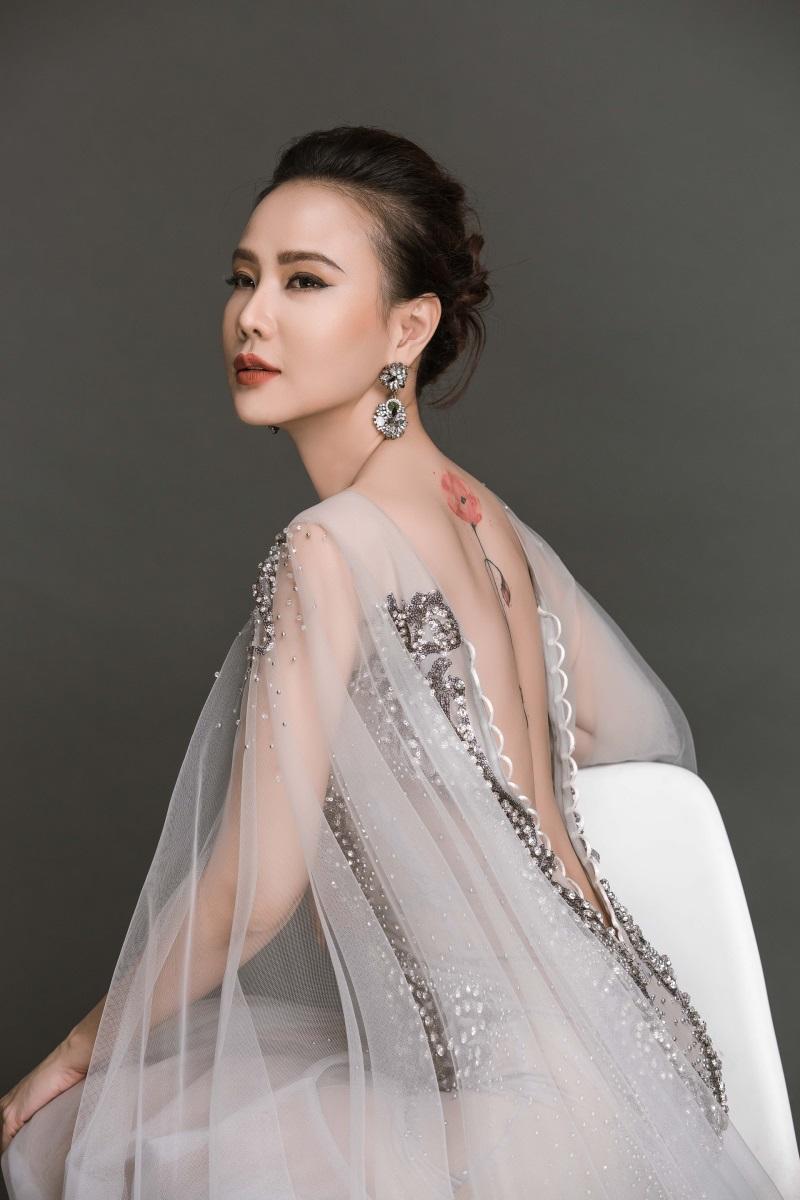 Dương Yến Ngọc đáp trả đanh thép khi bị 'tố' xăm mình, phẫu thuật thẩm mỹ vẫn đại diện Việt Nam thi sắc đẹp quốc tế - Ảnh 4