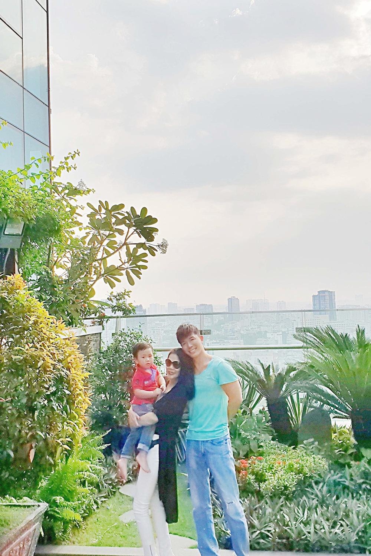 Mỹ Lệ thích thú khám phá villa 2 triệu USD xa hoa bậc nhất Sài thành của Nathan Lee - Ảnh 8