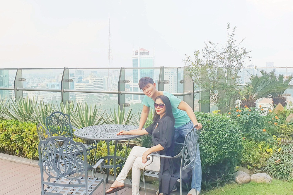 Mỹ Lệ thích thú khám phá villa 2 triệu USD xa hoa bậc nhất Sài thành của Nathan Lee - Ảnh 10