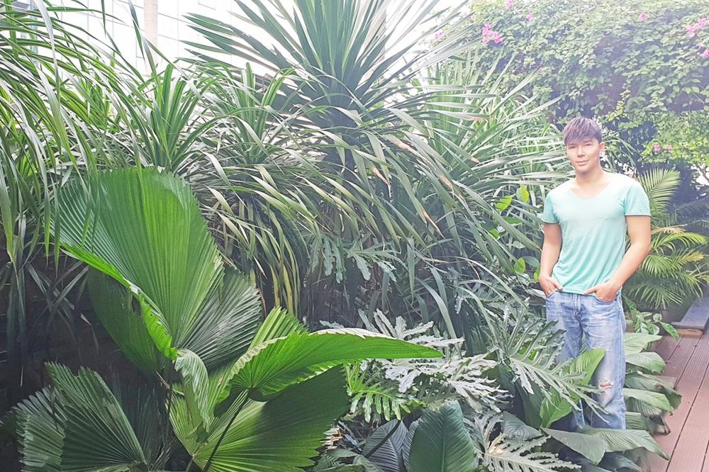 Mỹ Lệ thích thú khám phá villa 2 triệu USD xa hoa bậc nhất Sài thành của Nathan Lee - Ảnh 3