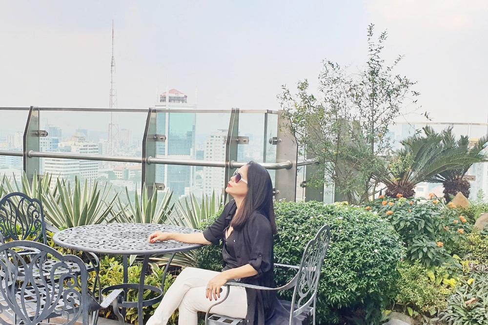 Mỹ Lệ thích thú khám phá villa 2 triệu USD xa hoa bậc nhất Sài thành của Nathan Lee - Ảnh 7