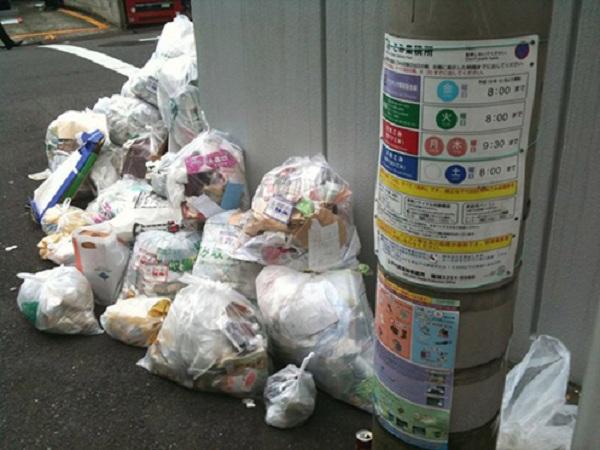 Ném rác từ tầng 31 chung cư xuống đất, người phụ nữ bị cảnh sát bắt - Ảnh 1