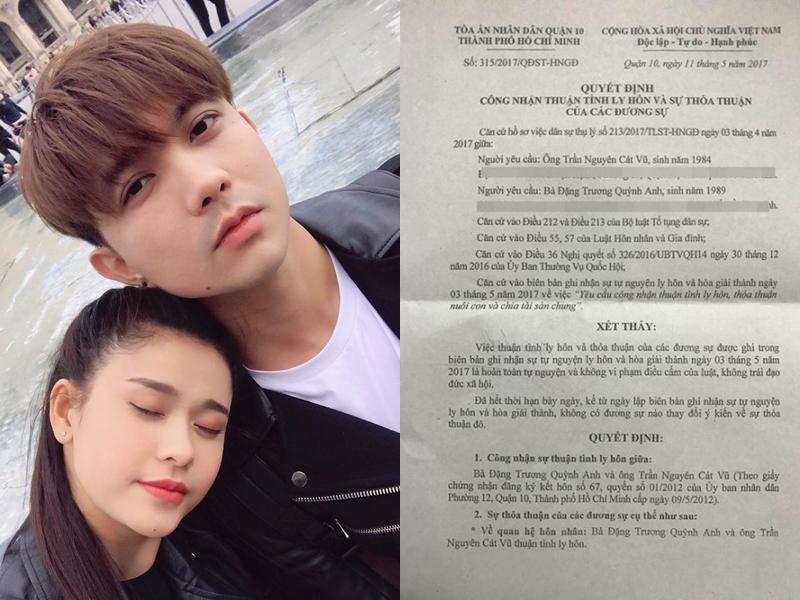 5 cặp đôi gây chấn động showbiz Việt khi công khai ly hôn trong năm 2018 - Ảnh 3