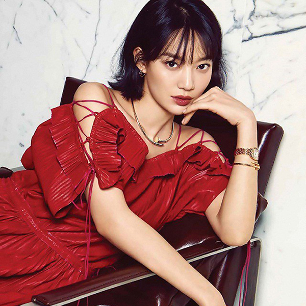 6 sao nữ Hàn cắt tóc càng ngắn thì càng đẹp - Ảnh 4