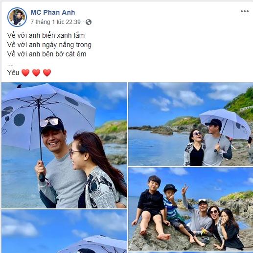 MC Phan Anh khiến dân mạng ghen tị với bộ ảnh