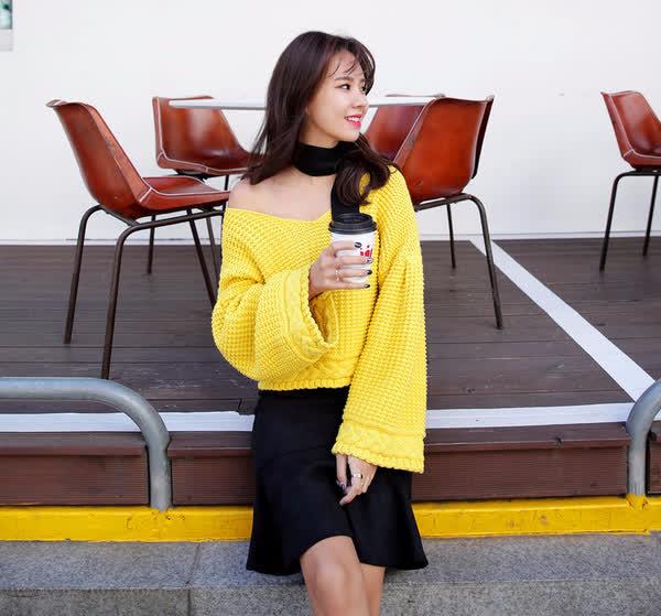 3 cách mặc áo len cực đẹp trong ngày lạnh - Ảnh 3