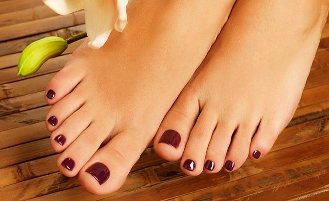 Nếu ngón chân cái dày dặn, tròn trịa và nhiều thịt thì chứng tỏ bạn có số giàu sang, sung túc