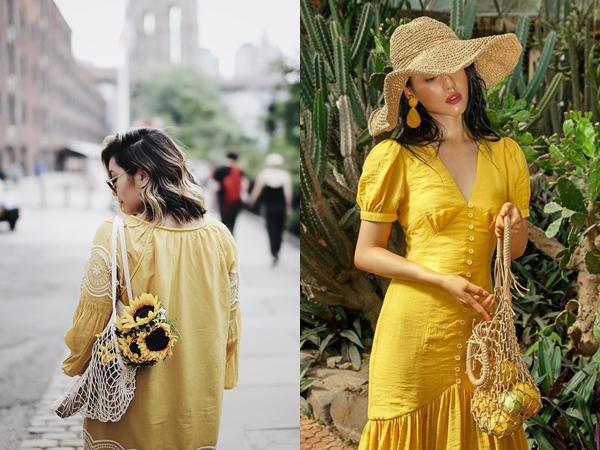 Túi dệt góp phần giúp hình ảnh của các quý cô trở nên ấn tượng, hoàn hảo hơn trong mắt người đối diện