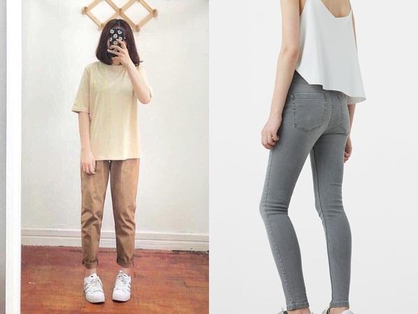 Quần jeans màu sẽ bùng nổ và trở thành kiểu thời trang đi đầu cho năm 2019