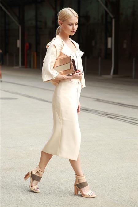 6 kiểu váy bạn phải bổ sung ngay vào tủ đồ mùa thu - Ảnh 3