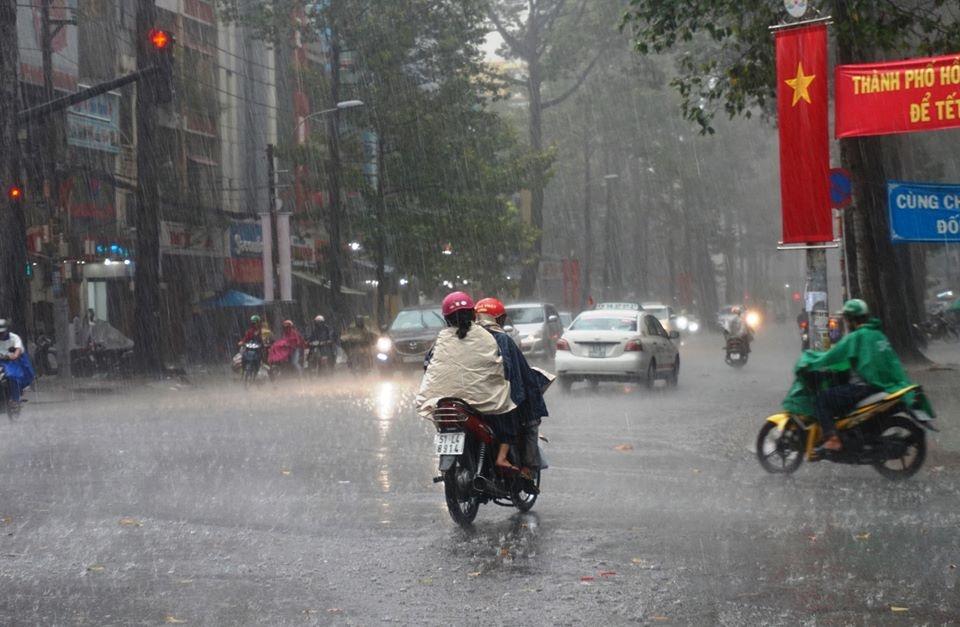 Dự báo thời tiết 10 ngày tới (10–19/3):Nam Bộ và Tây Nguyên có mưa vào chiều và đêm - Ảnh 1