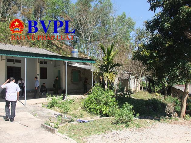 (NÓNG) Đã xác định được hung thủ sát hại nữ sinh viên ở Điện Biên - Ảnh 2