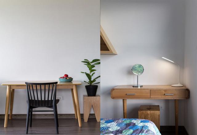 Từng góc nhỏ trong nhà được bày trí rất tinh tế.