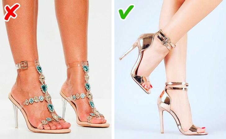 Sai lầm nghiêm trọng khiến đôi giày của bạn trông rẻ tiền - Ảnh 1